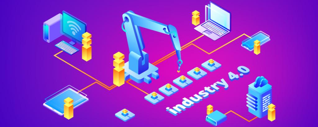 Fourth Industrial Rvolution Manufacturing