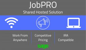 JobPRO Shared Hosted Server Solution