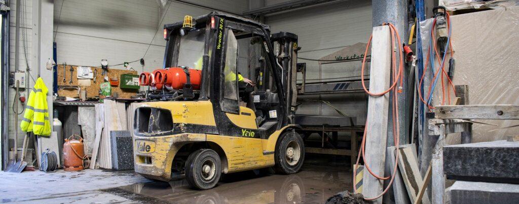 Forklift Service, Service Manager JobPRO Cloud